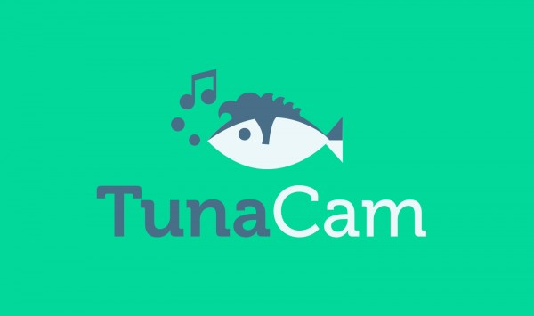TunaCam logo.
