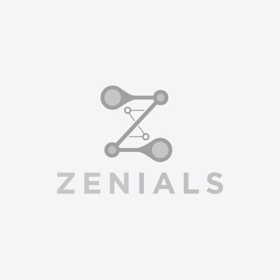Zenials logo.